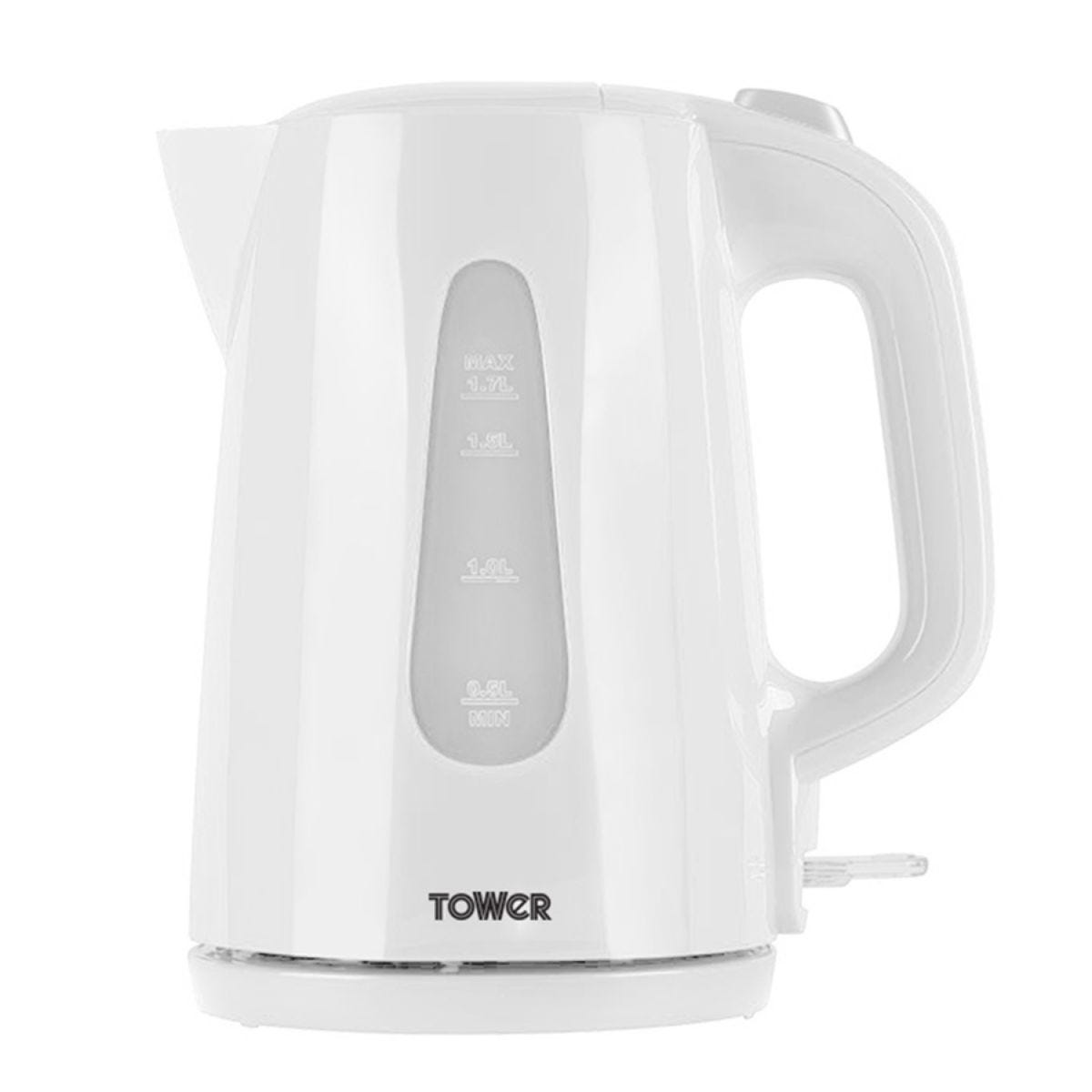 Tower 1.7L 360° Jug Kettle - White