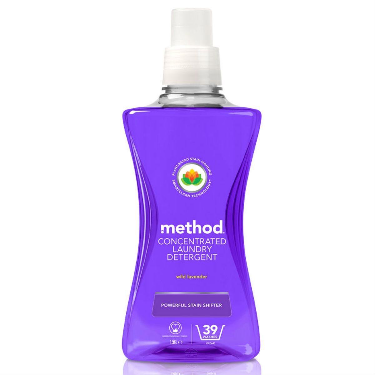 Method Laundry Liquid Detergent - Wild Lavender