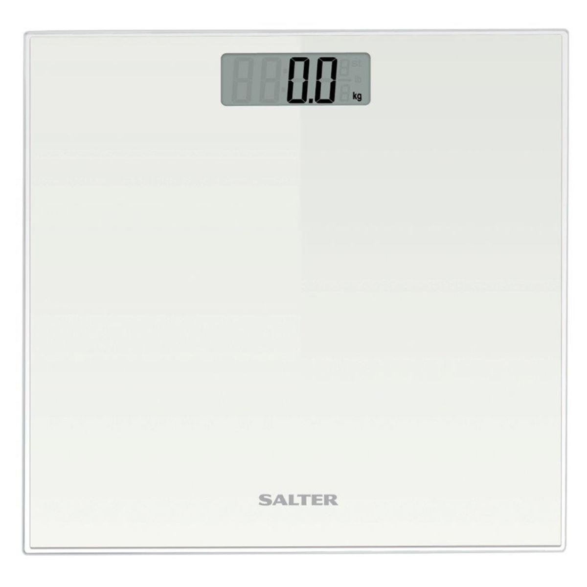 Salter Electronic Scales - White