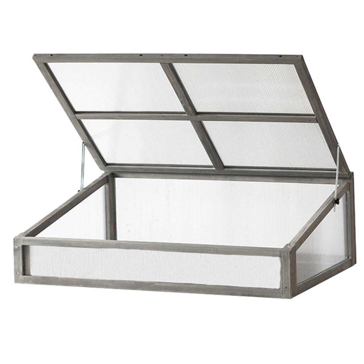 VegTrug Cold Frame - Grey