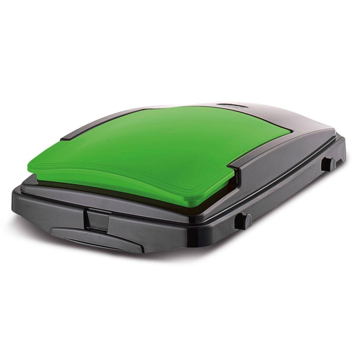 Addis Recycling Bin Lid - Green