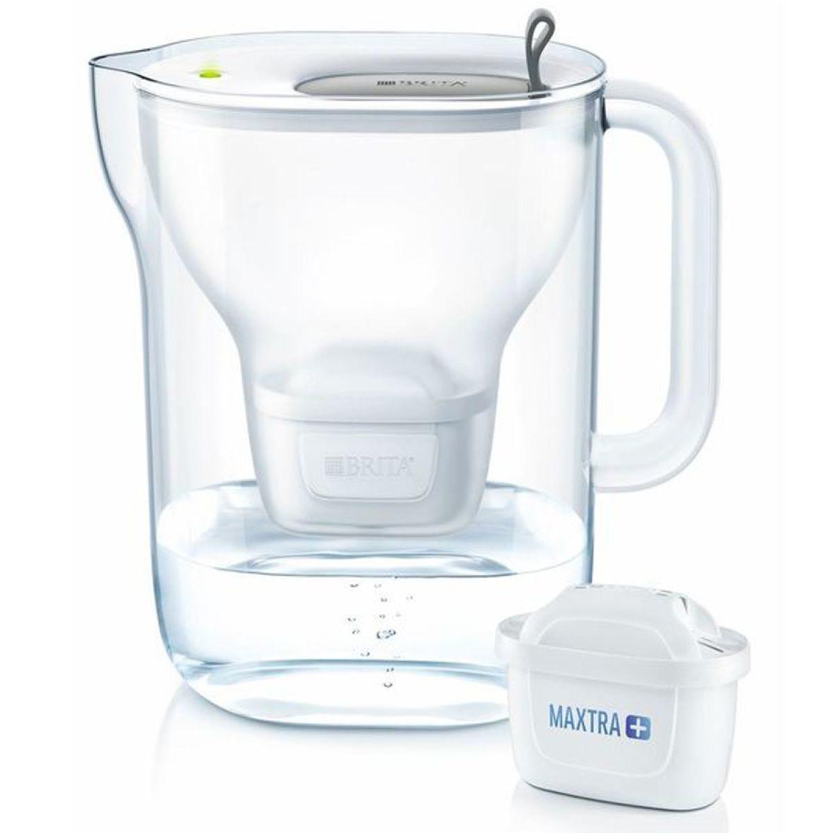 BRITA Style XL Water Filter Jug - 3.6L Grey