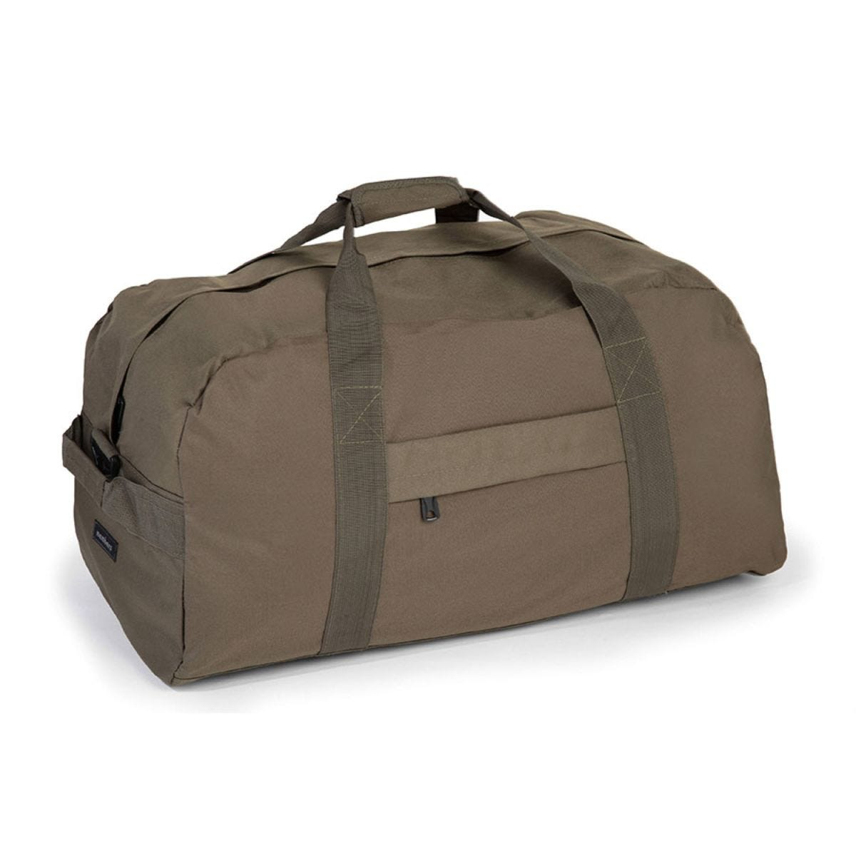 Members Medium 65cm Holdall / Duffle Bag - Khaki