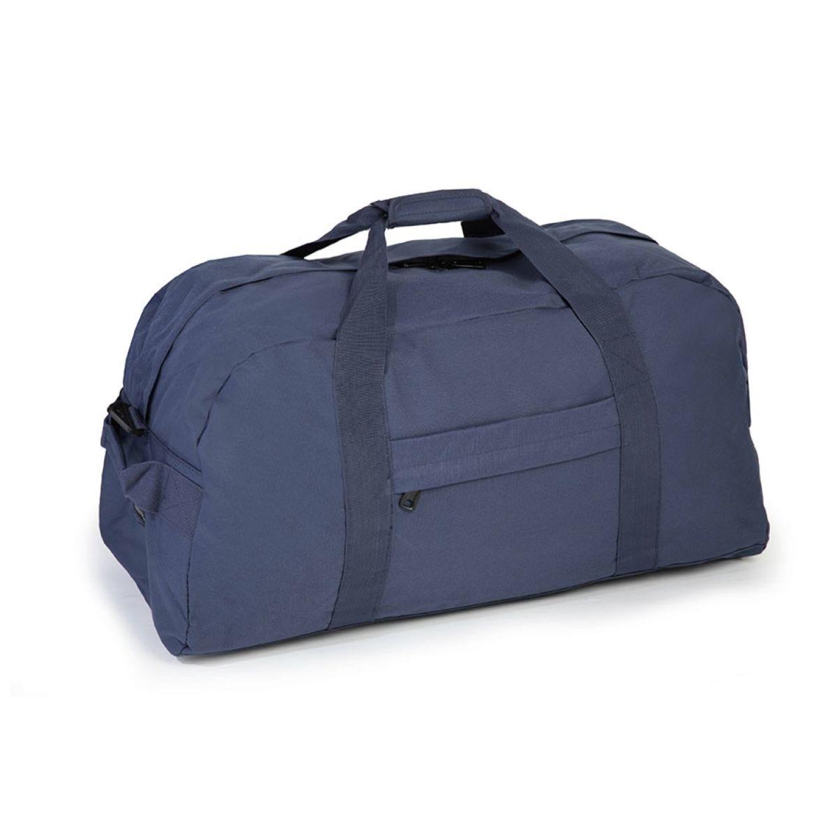 Members Medium 65cm Holdall / Duffle Bag - Navy