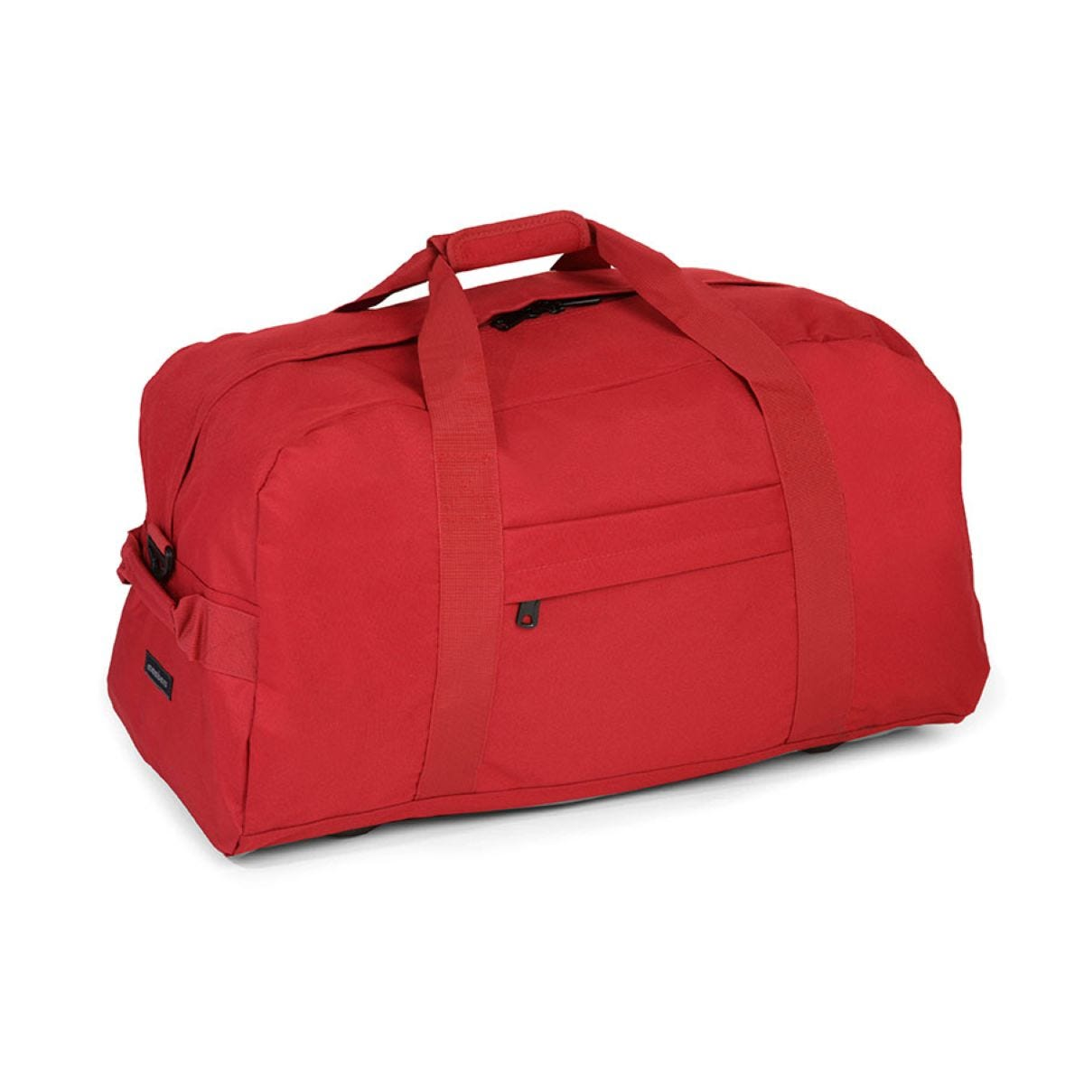 Members Medium 65cm Holdall / Duffle Bag - Red