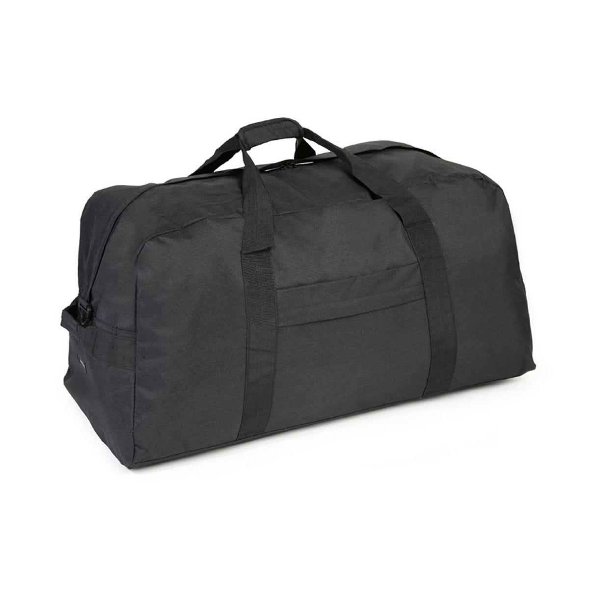 Members Large 75cm Holdall / Duffle Bag - Black