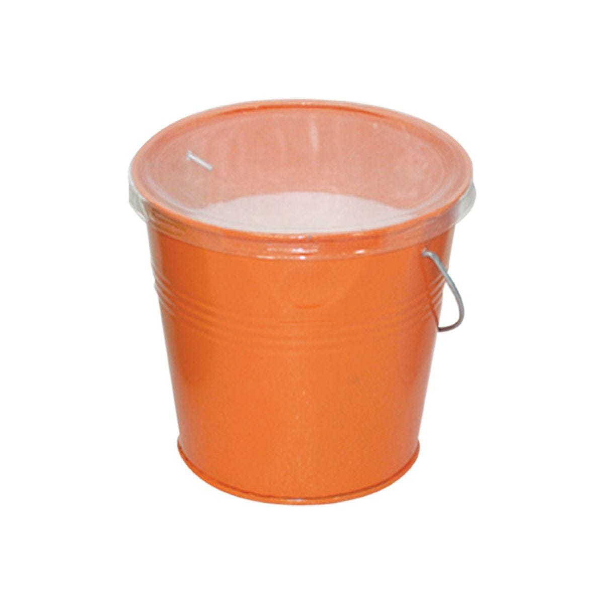The Buzz Citronella Candle Bucket Twin Pack - Small