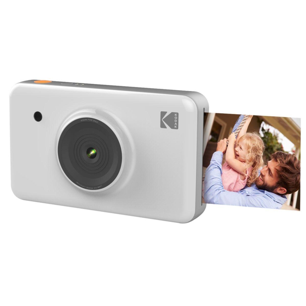 Kodak Mini-Shot Digital Camera White