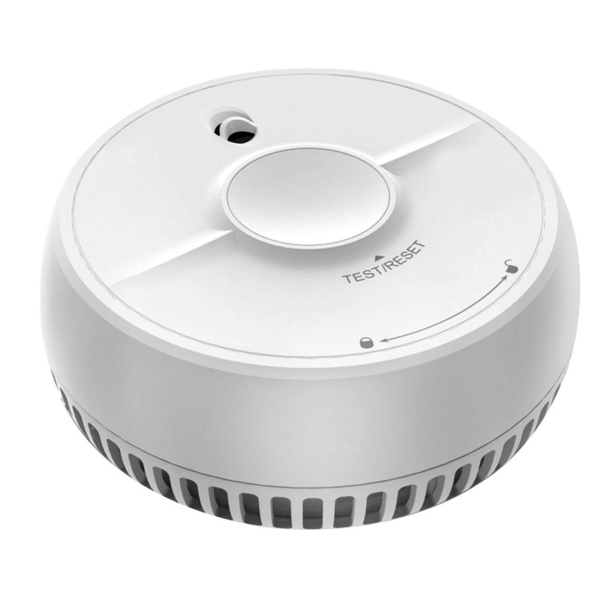 FireAngel SB1-R Toast Proof Smoke Alarm with 1 Year Battery