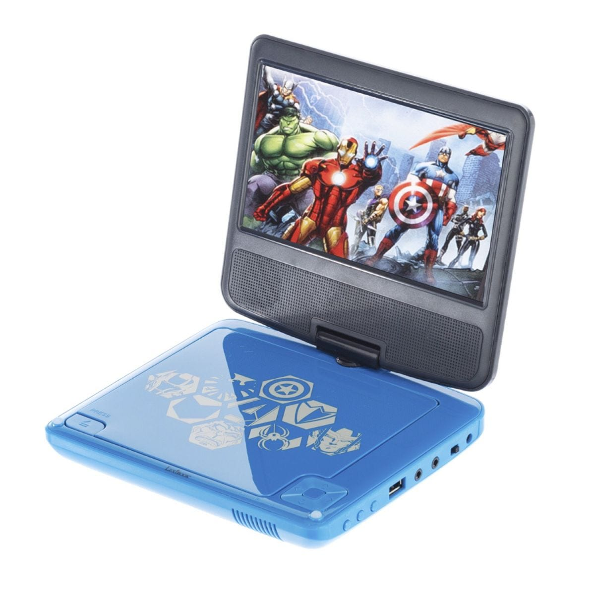 Lexibook Avengers Portable DVD Player