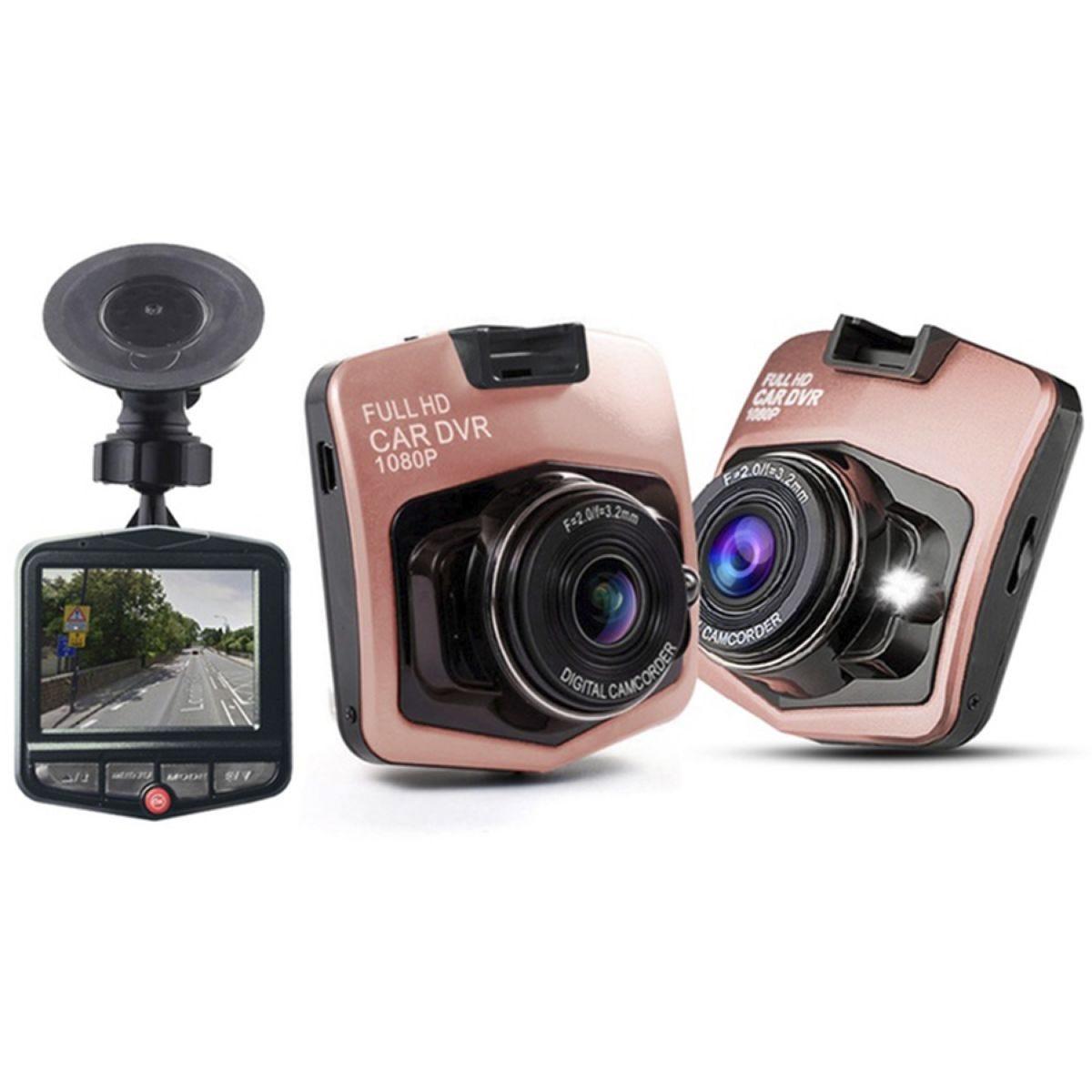 Aquarius HD Car Camera - Rose Gold