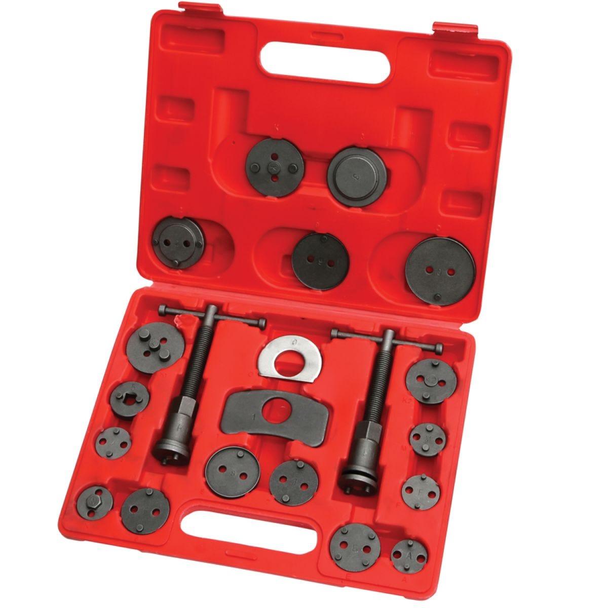 Hilka 21pc Brake Caliper Rewind Set