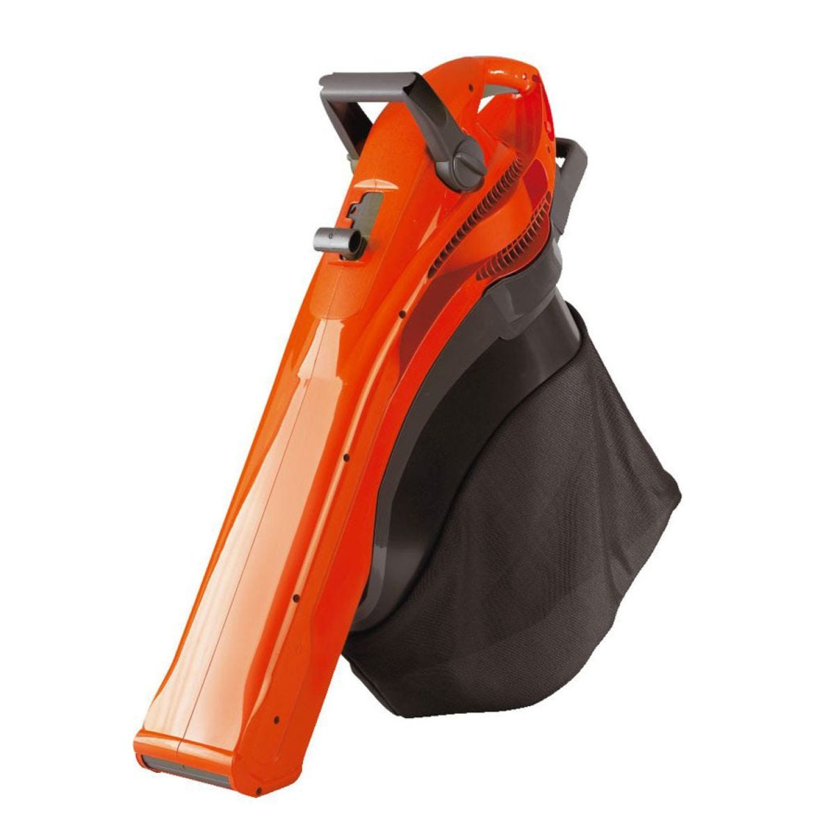 Flymo 2700W GardenVac 3-in-1 Electric Garden Vacuum, Leaf Blower and Mulcher with 40L Collection Bag and 12m Cable