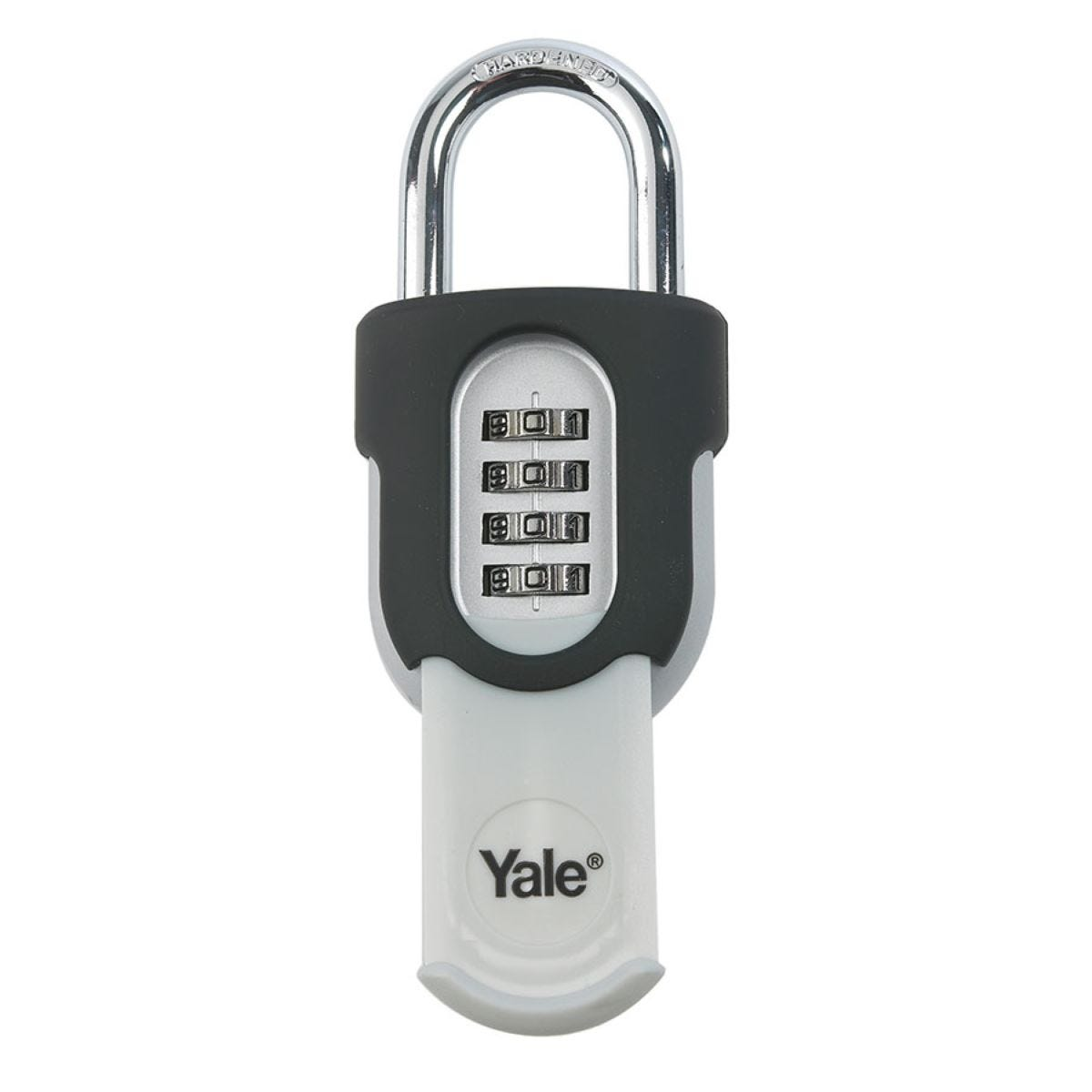 Yale Combination Padlock with Slide Cover 50mm