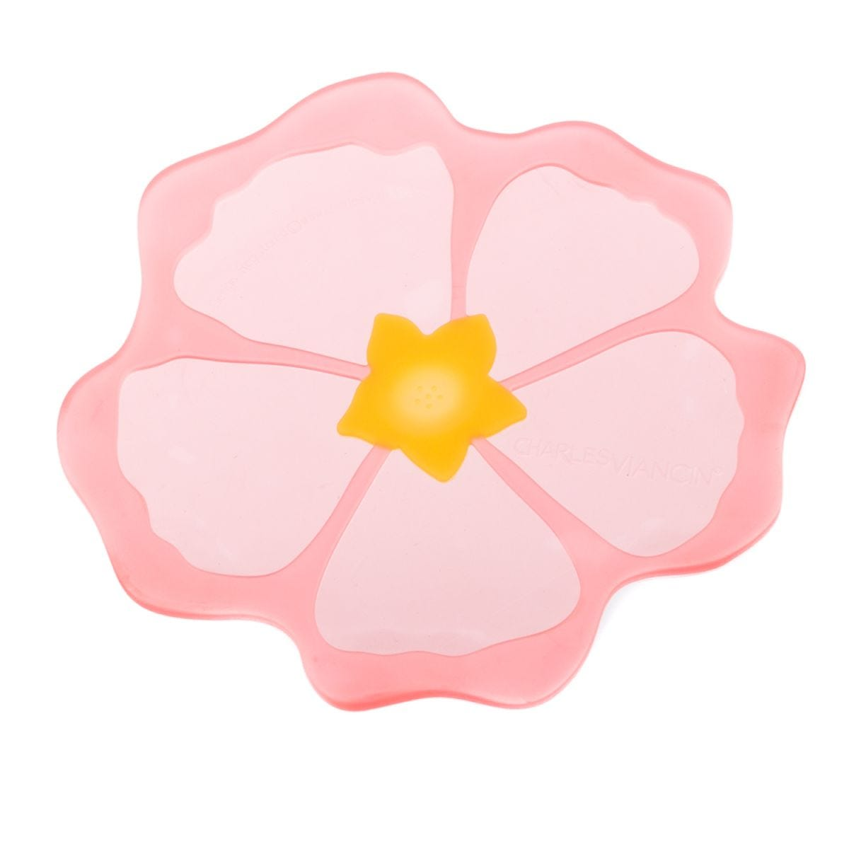 Charles Viancin Silicone Drinks Coaster - Hibiscus