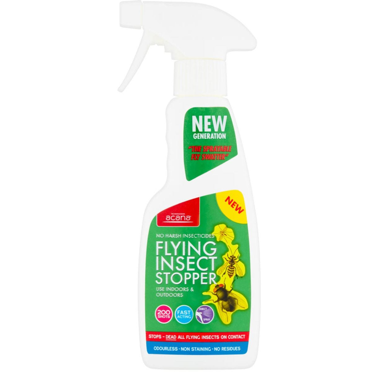 Acana Odourless Pesticide-Free Flying Insect Stopper