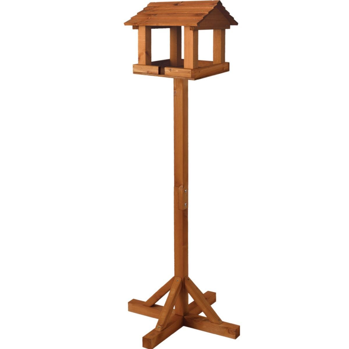Johnston & Jeff Dalby Flat-Pack Wooden Bird Table