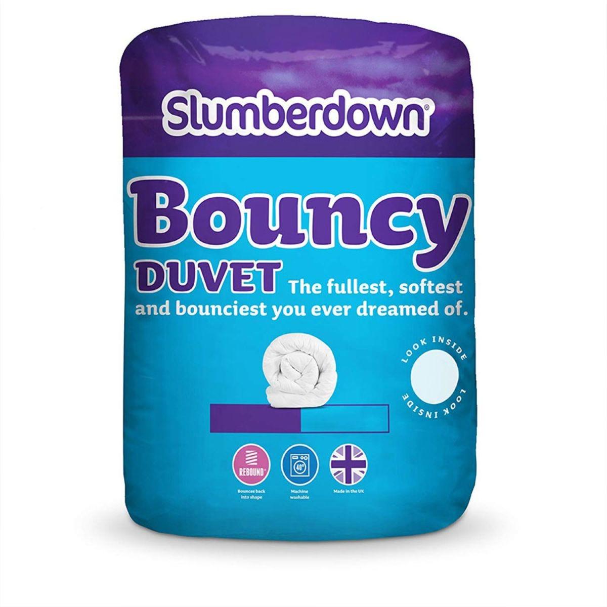 Slumberdown Bouncy Duvet 10.5 Tog
