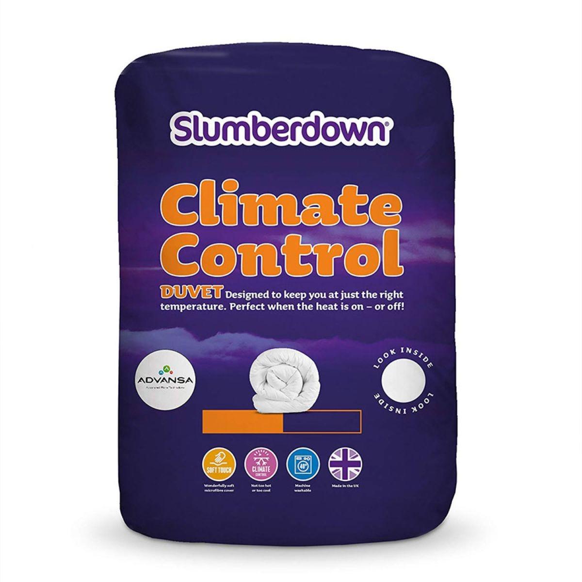 Slumberdown Climate Control Duvet 10.5 Tog