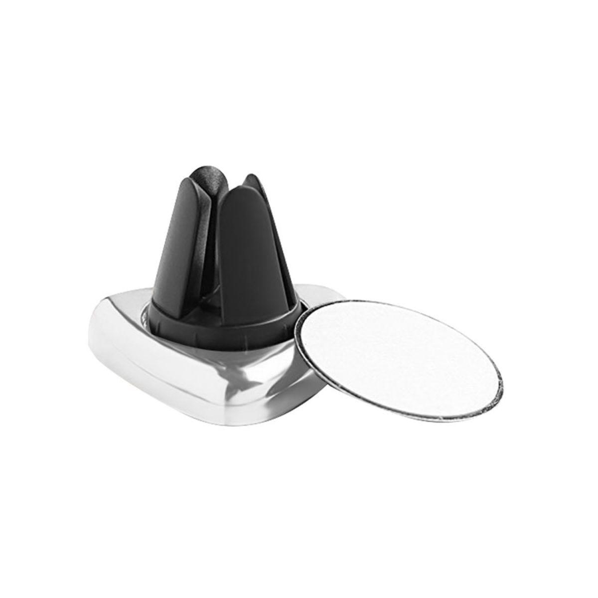 Aquarius In-Car Magnetic Phone Holder - Silver