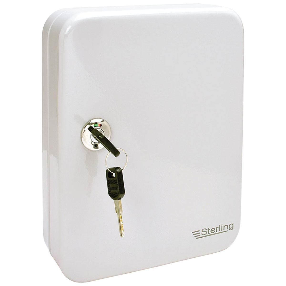 Sterling Key Locking Key Cabinet - 15 keys