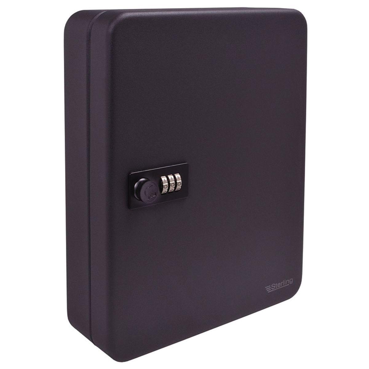Sterling Combination Lock Key Cabinet - 20 keys