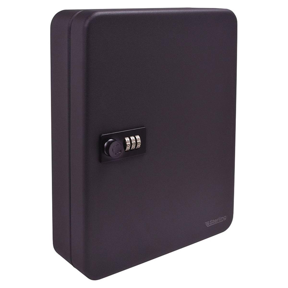 Sterling Combination Lock Key Cabinet - 36 keys