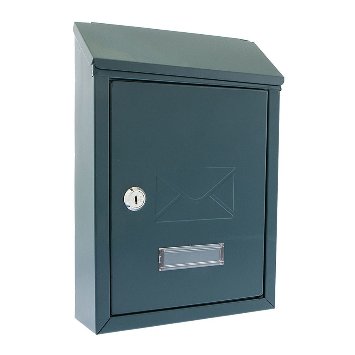 Sterling Avon Compact Post Box - Green