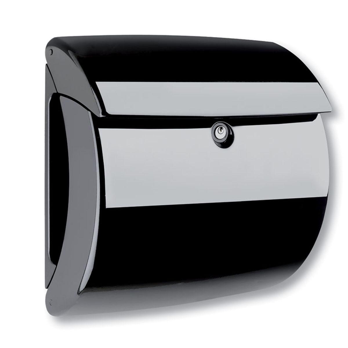 Burg-Wachter Piano Post Box - Black