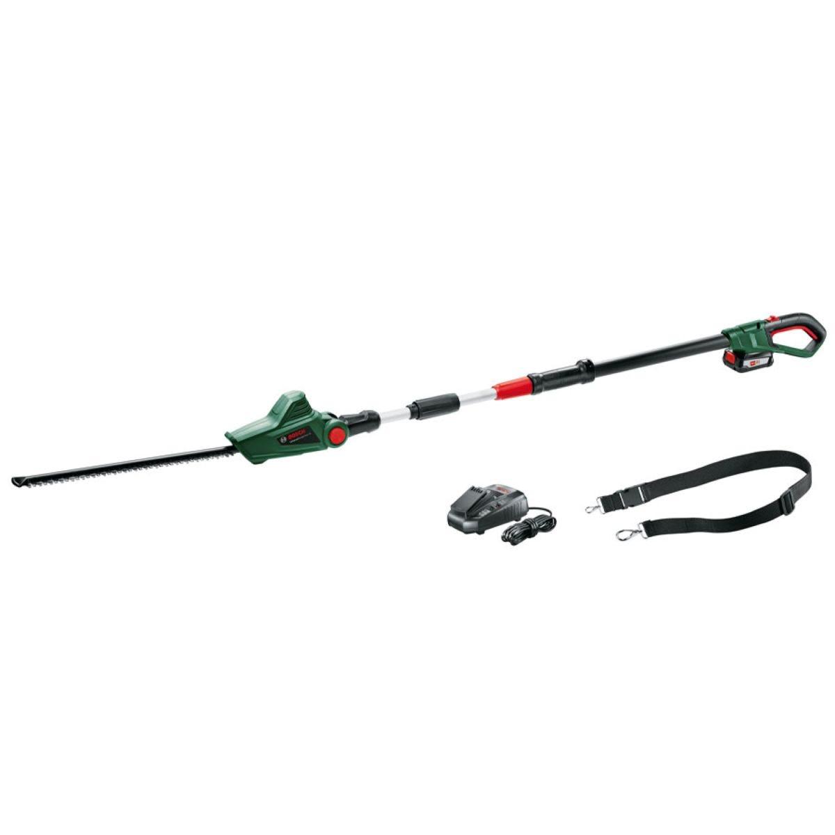 Bosch Universal Cordless Long Reach Hedge Cutter