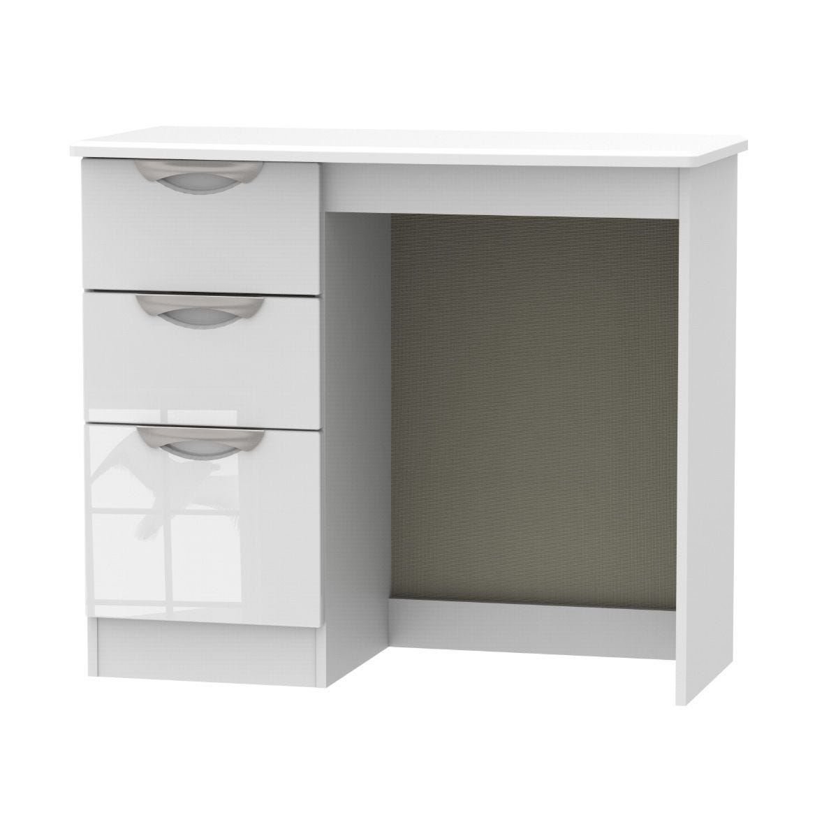 Indices Vanity Dressing Table - White