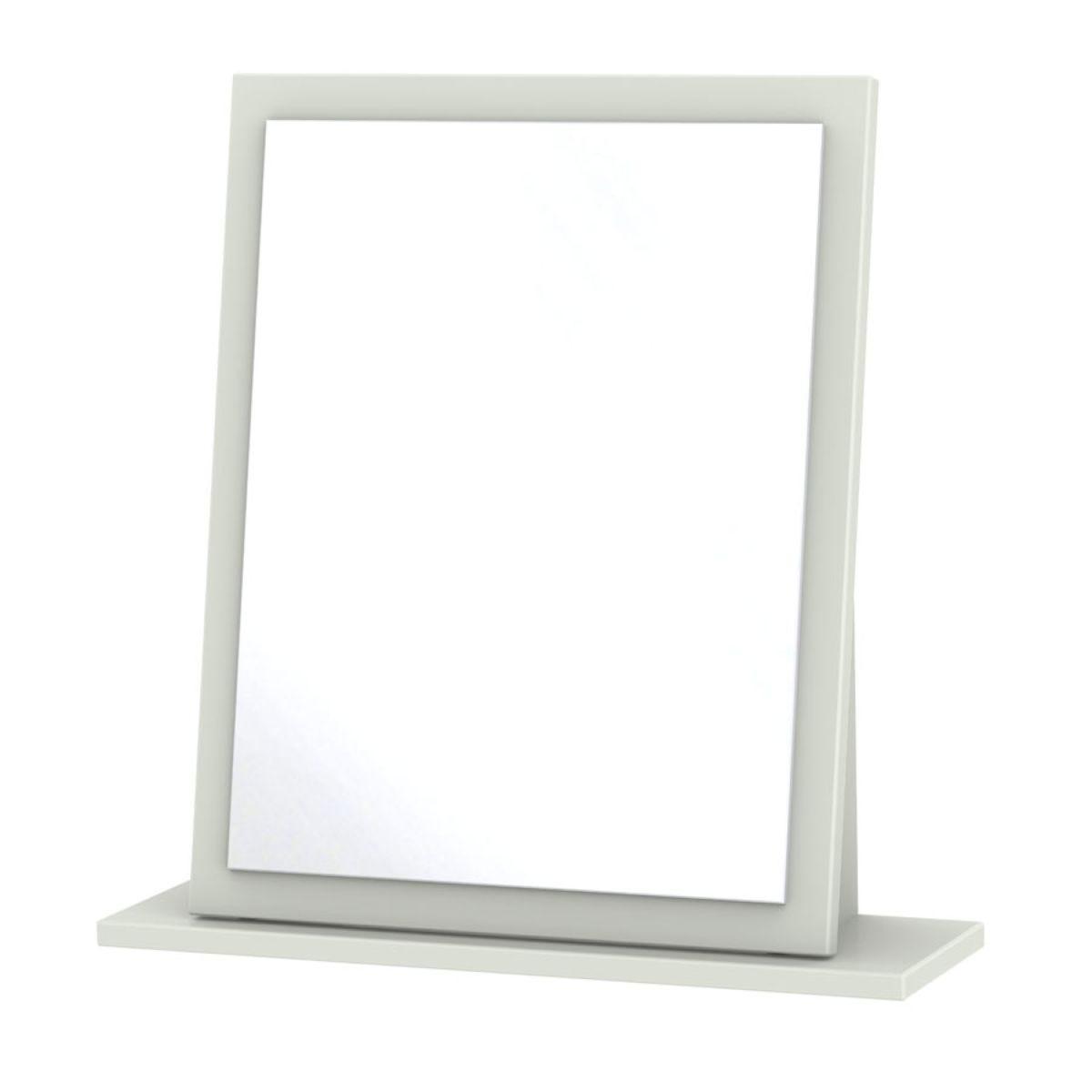 Indices Small Vanity Mirror - White