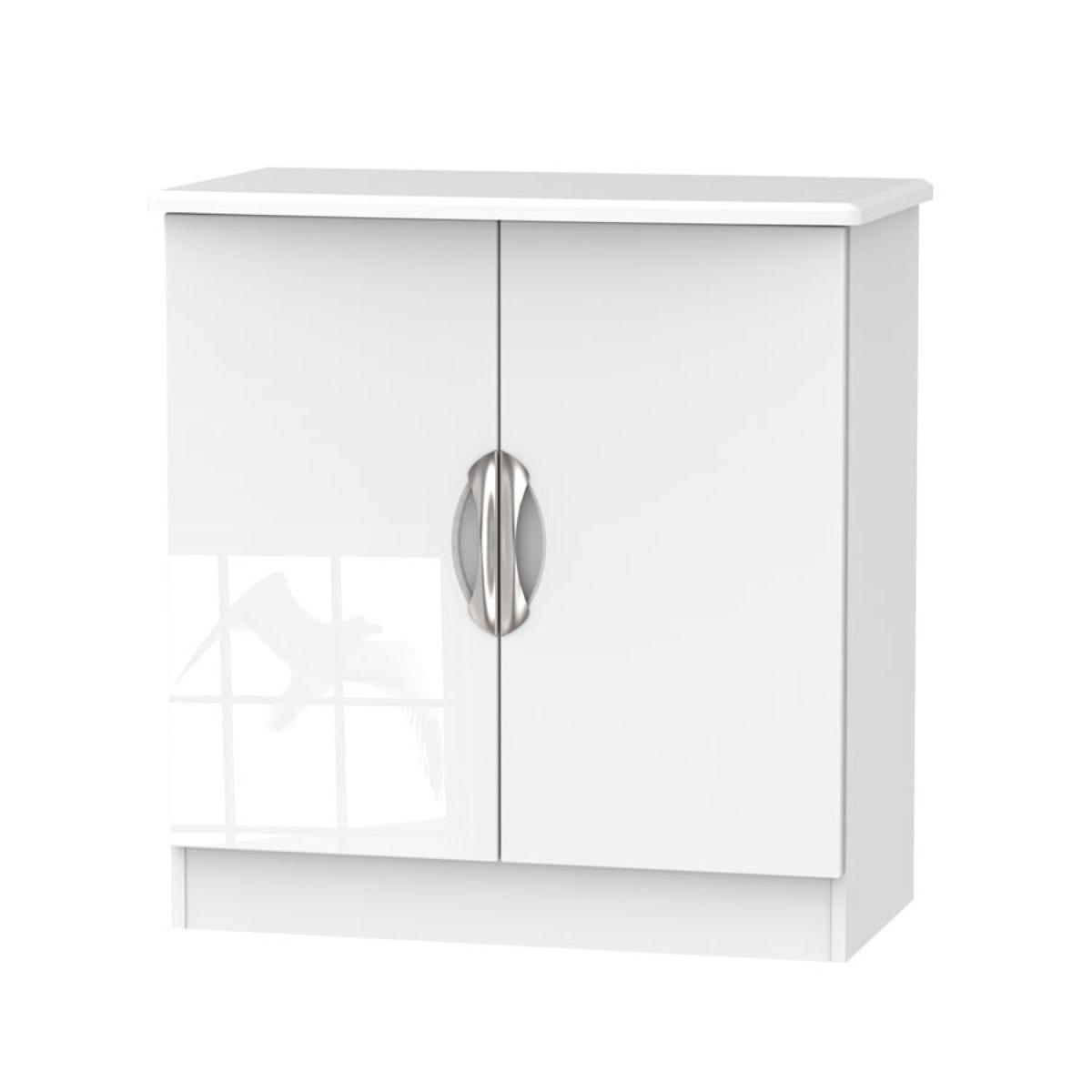 Indices Double Door Sideboard - White