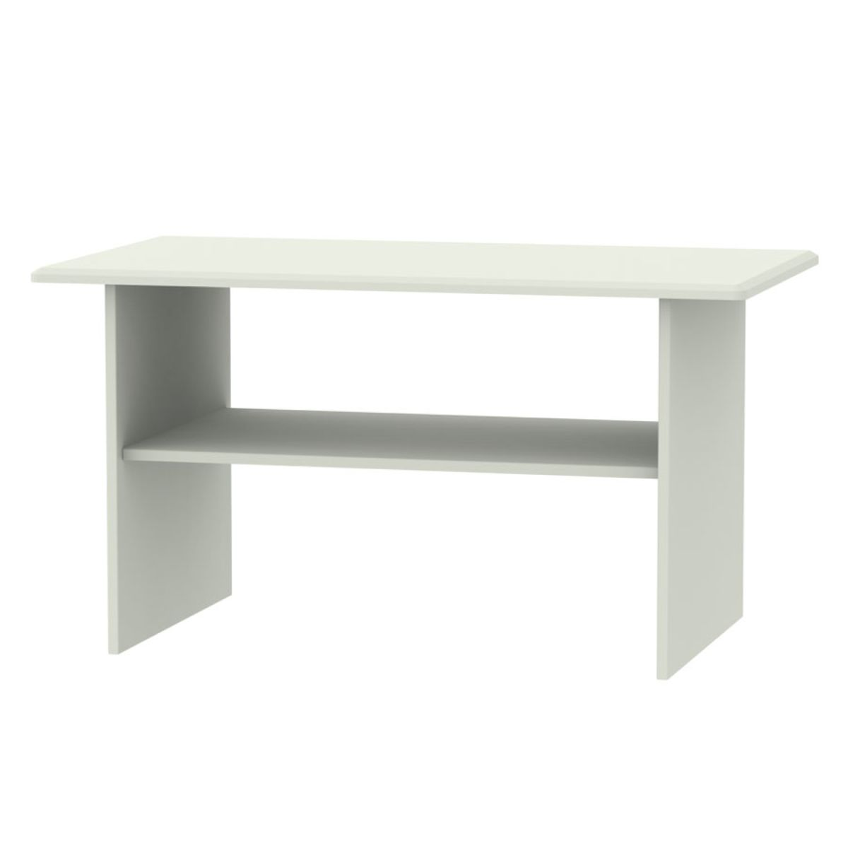 Indices 1-Shelf Coffee Table - Beige