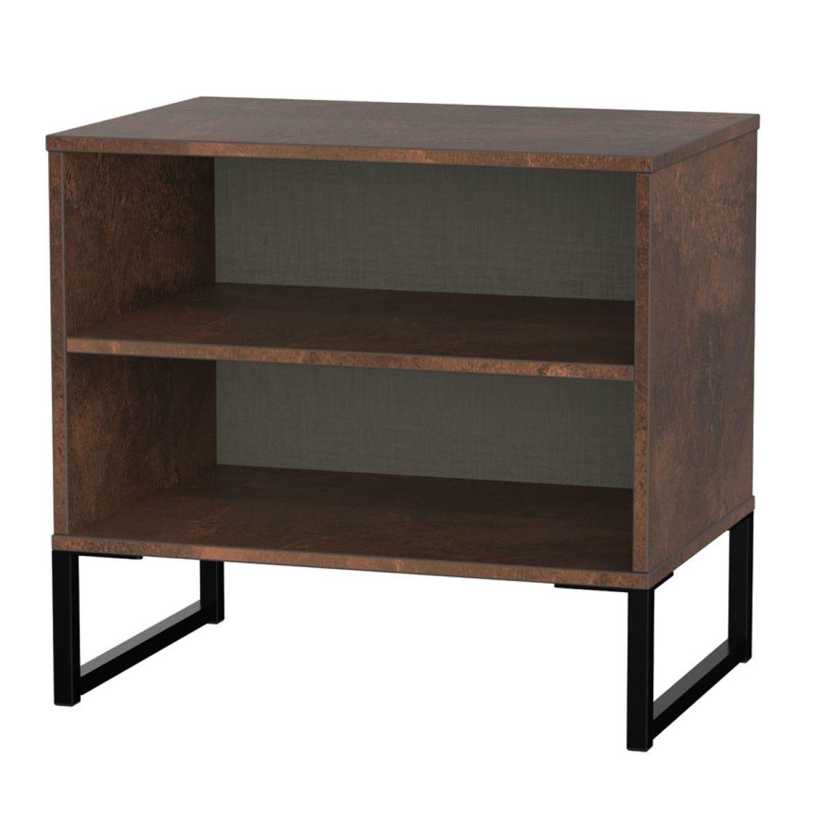 Kishara 2-Shelf Unit - Copper