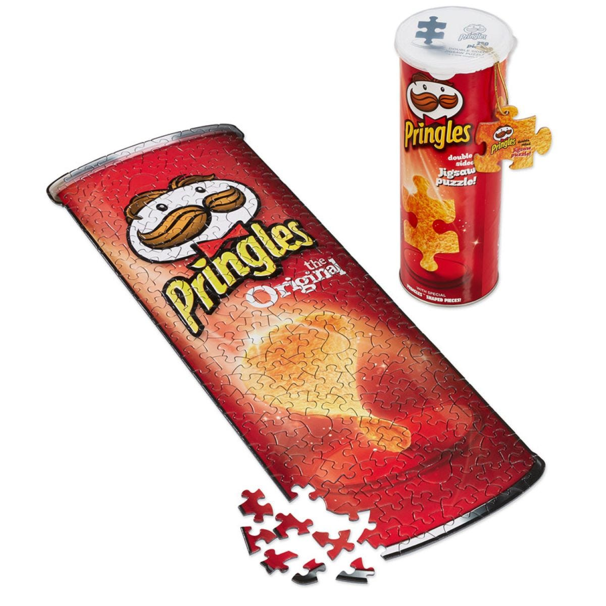 Gibsons Pringle 250 Piece Jigsaw Puzzle