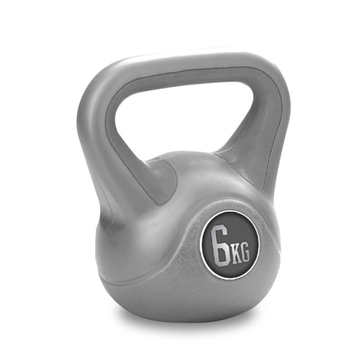 Phoenix Kettle Bell 6kg - Grey