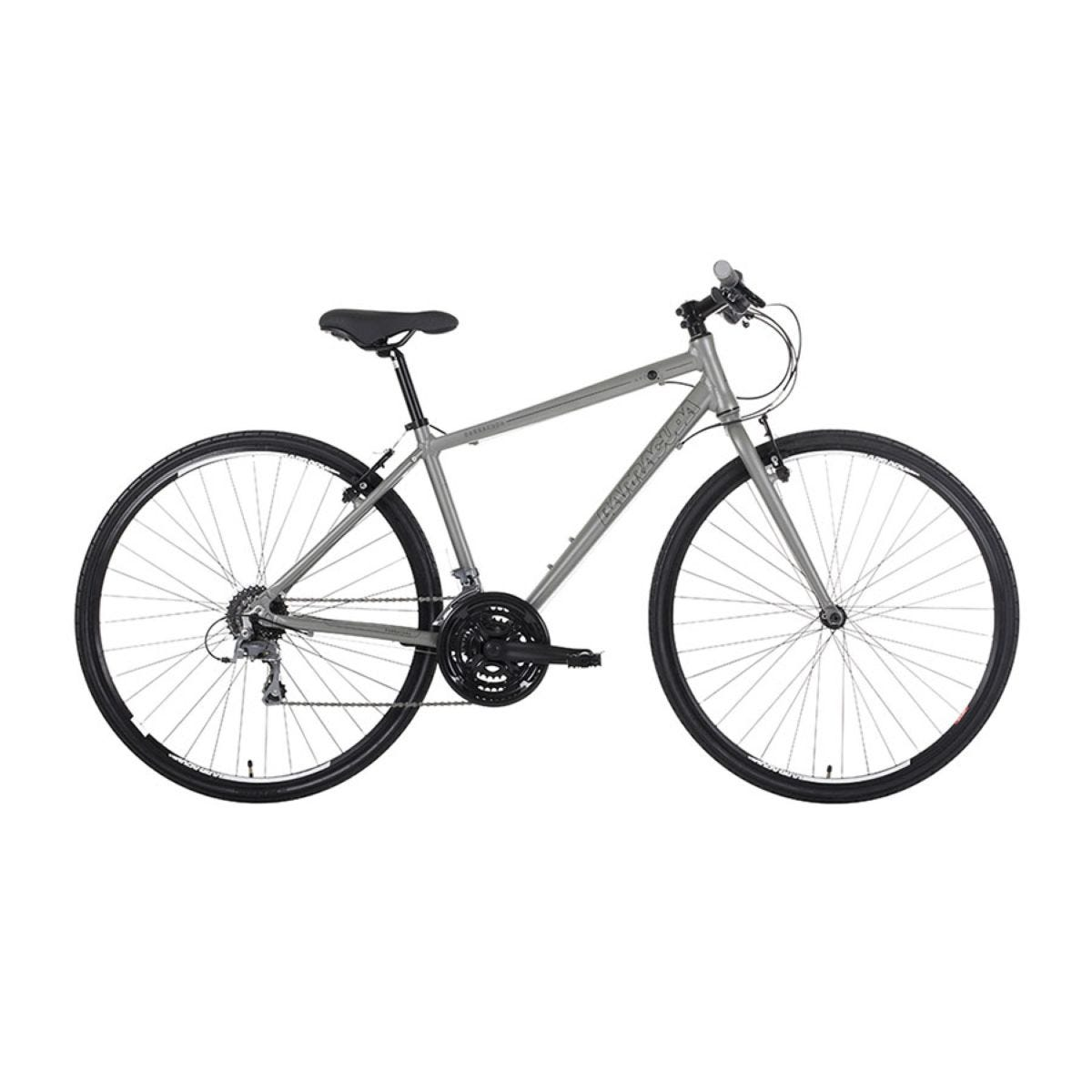 Barracuda Men's Hydra 2 Sports Hybrid Bike 700c Wheels