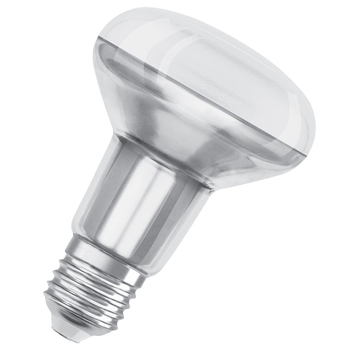 Osram LED R80 60w 4.3w Warm White E27