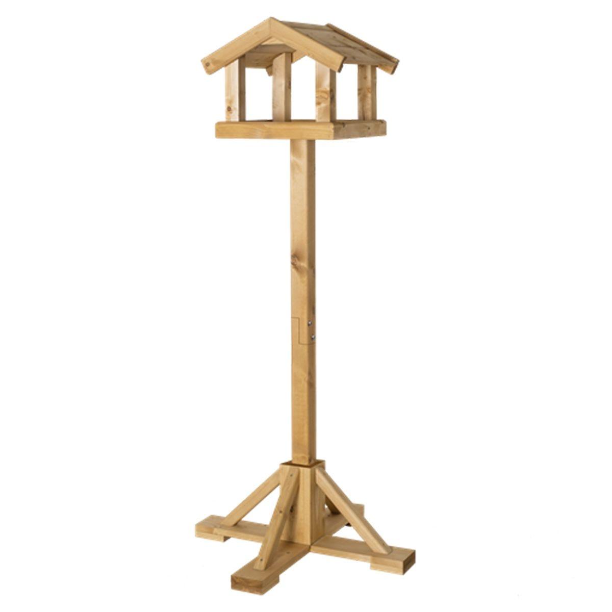 Johnston and Jeff Kelburn Box Bird Table