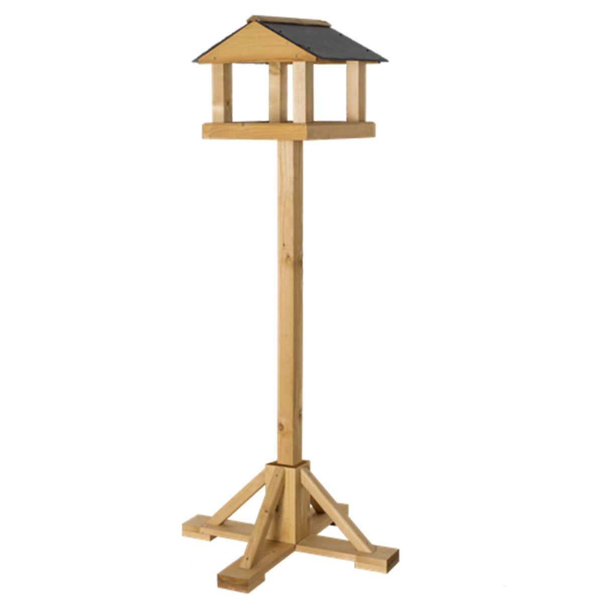 Johnston & Jeff Lyddington Box Bird Table