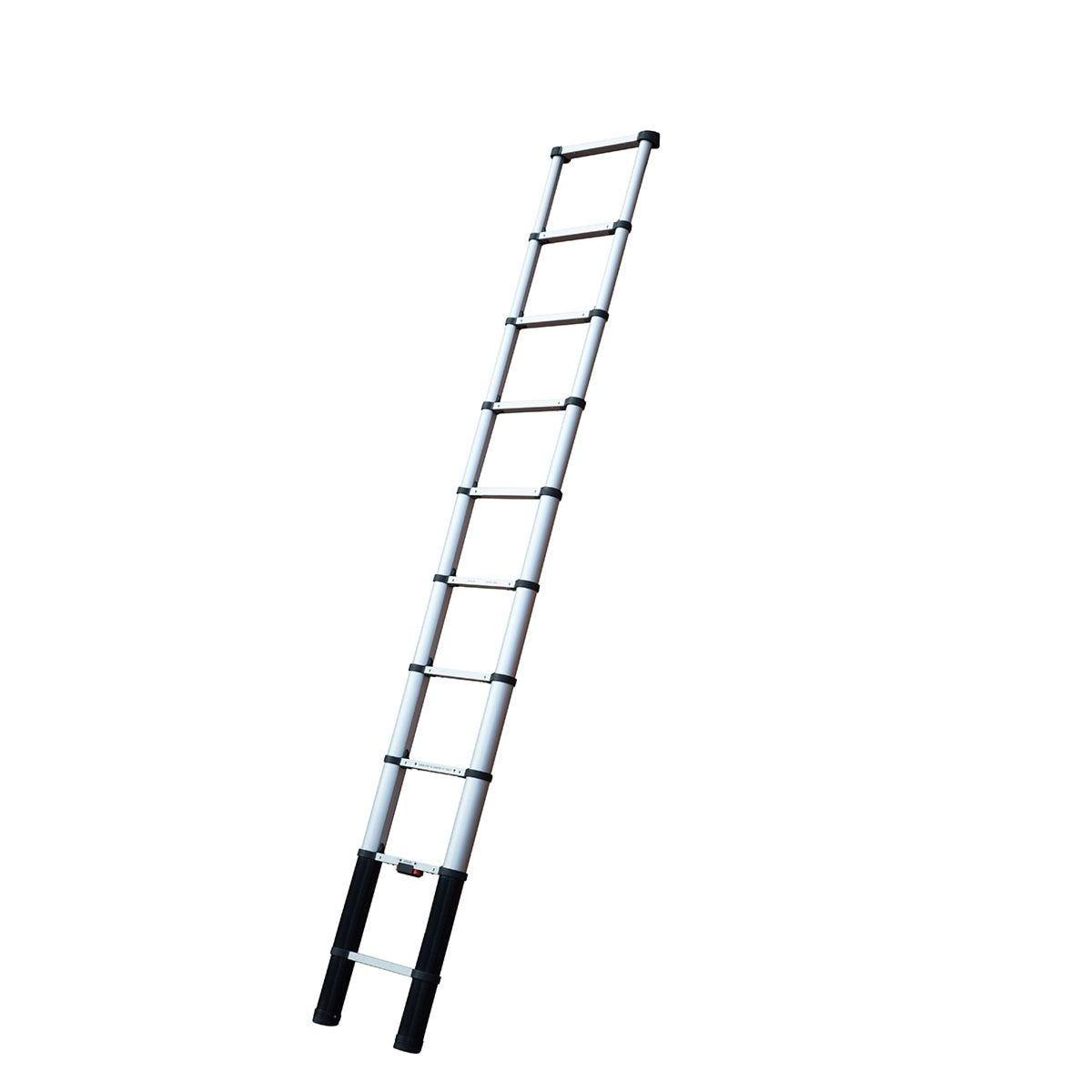 Abru 2.9m Telescopic Extension Ladder