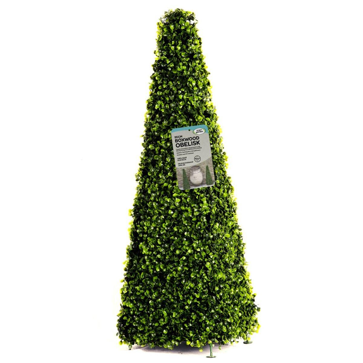 Smart Garden Boxwood Obelisk - 90cm