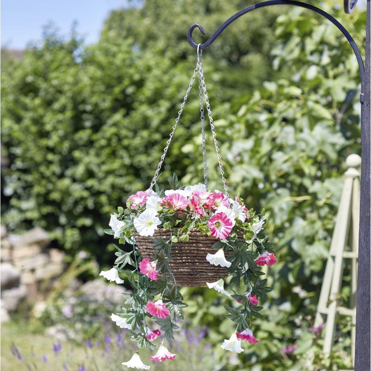Smart Garden Summer Bloom Hanging Basket