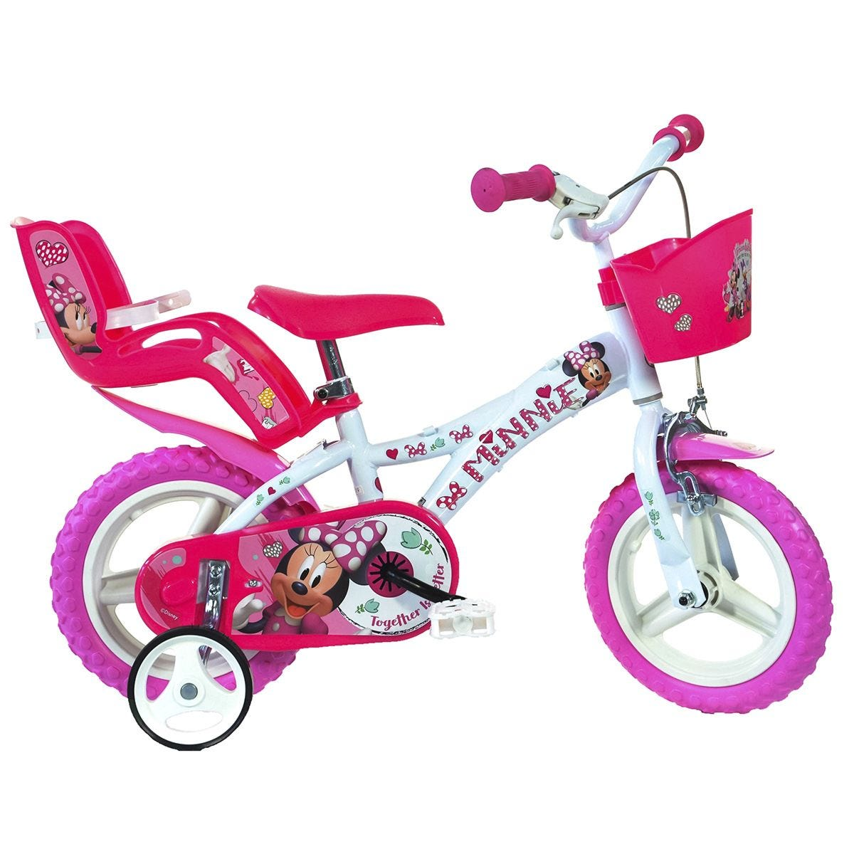 Disney's Minnie Mouse Kids Bike