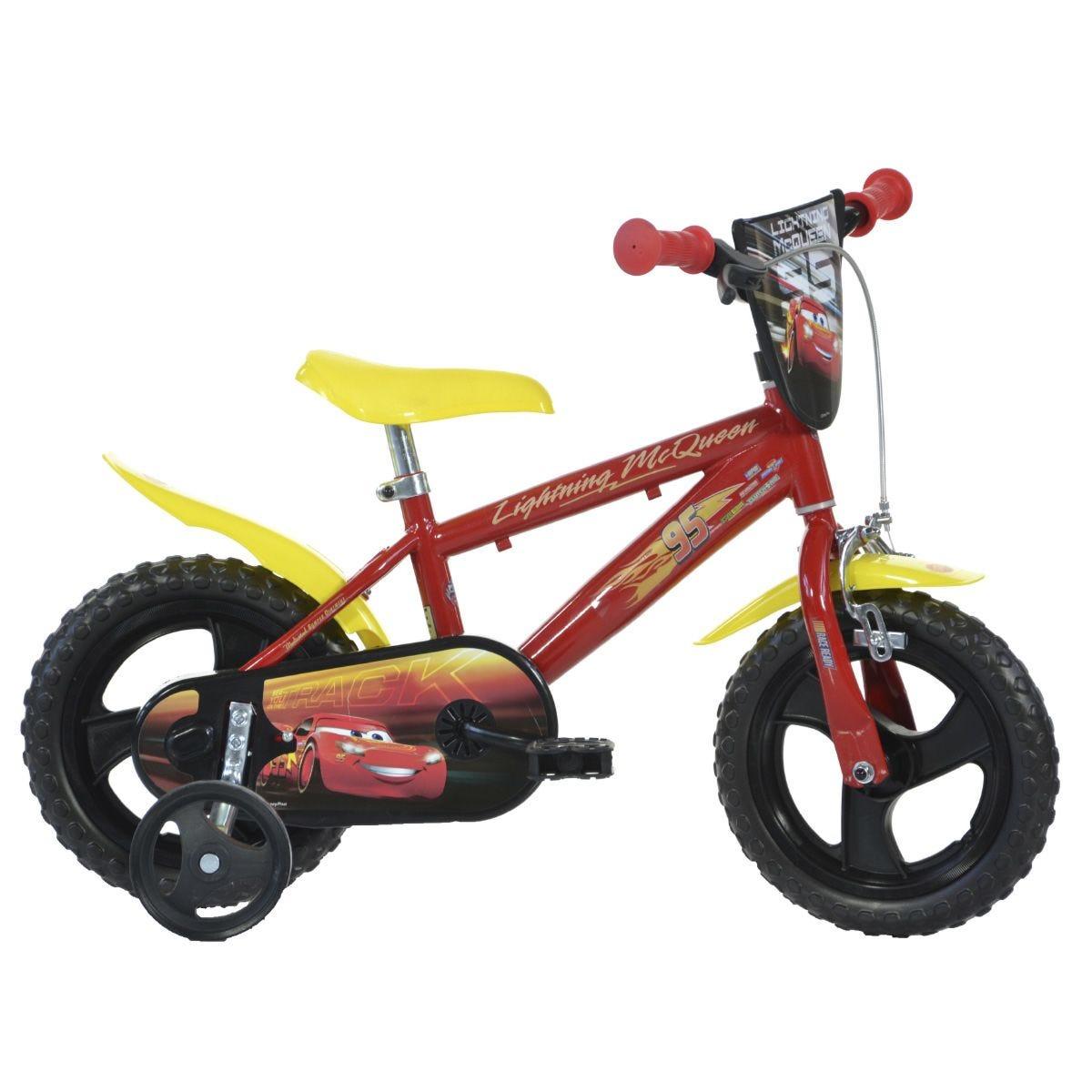Disney's Cars Kids Bike