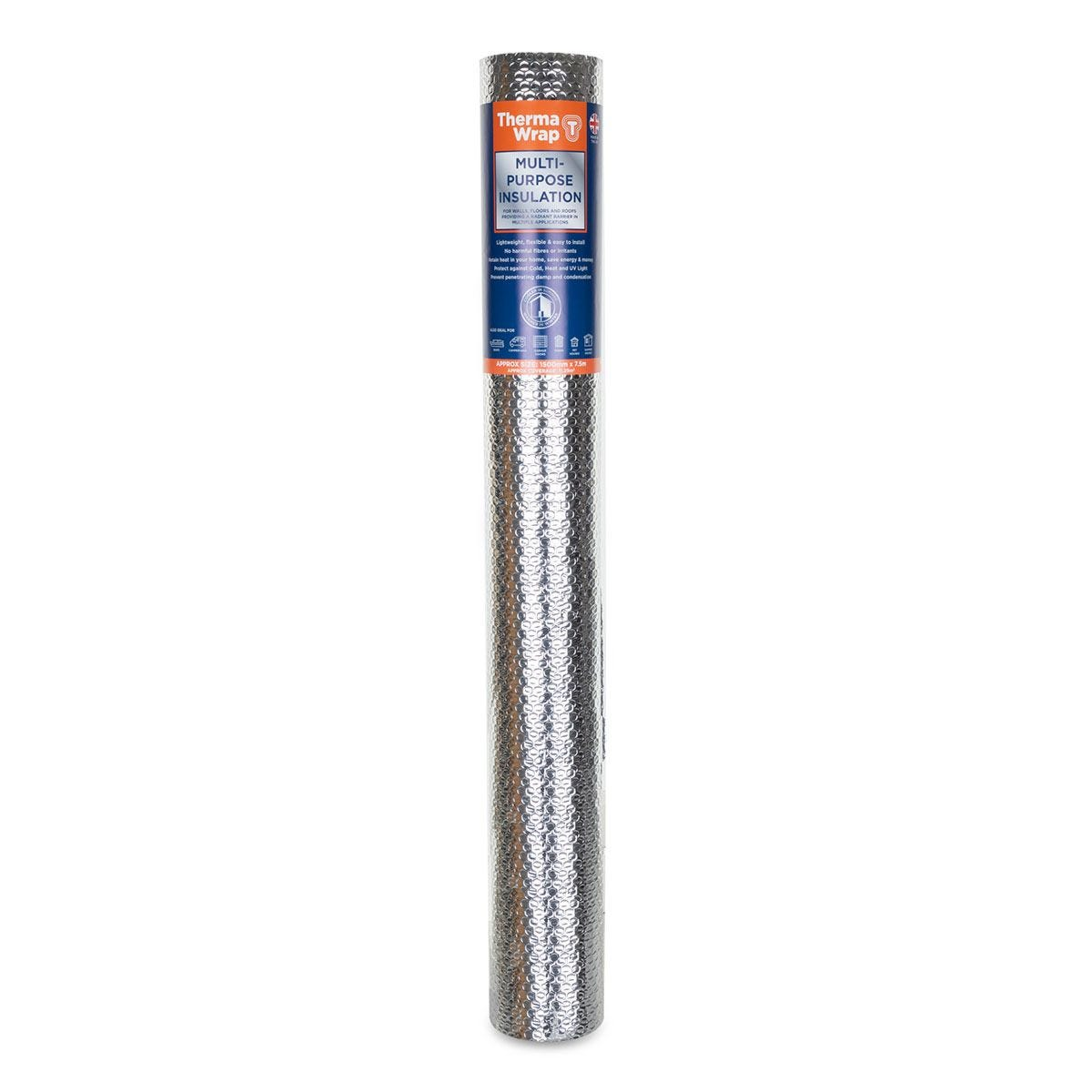 Thermawrap Multi-Purpose Insulation 7.5m x 1500mm