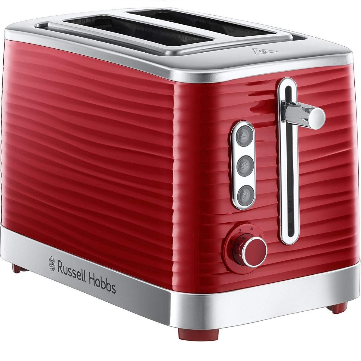 Russell Hobbs 24372 Inspire Toaster 2 Slice - Red