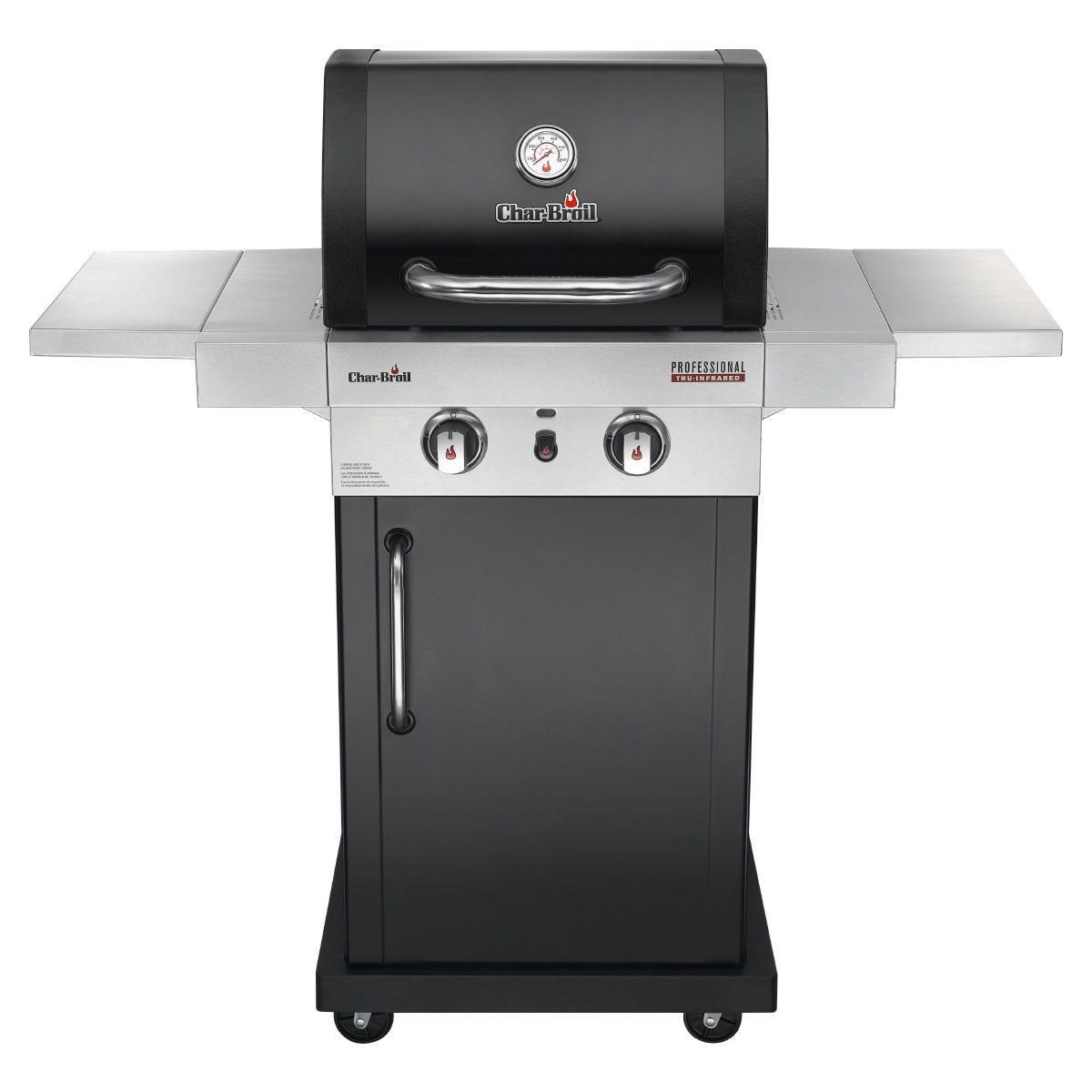 Char-Broil Professional 2200B 2 Burner Gas BBQ - Black