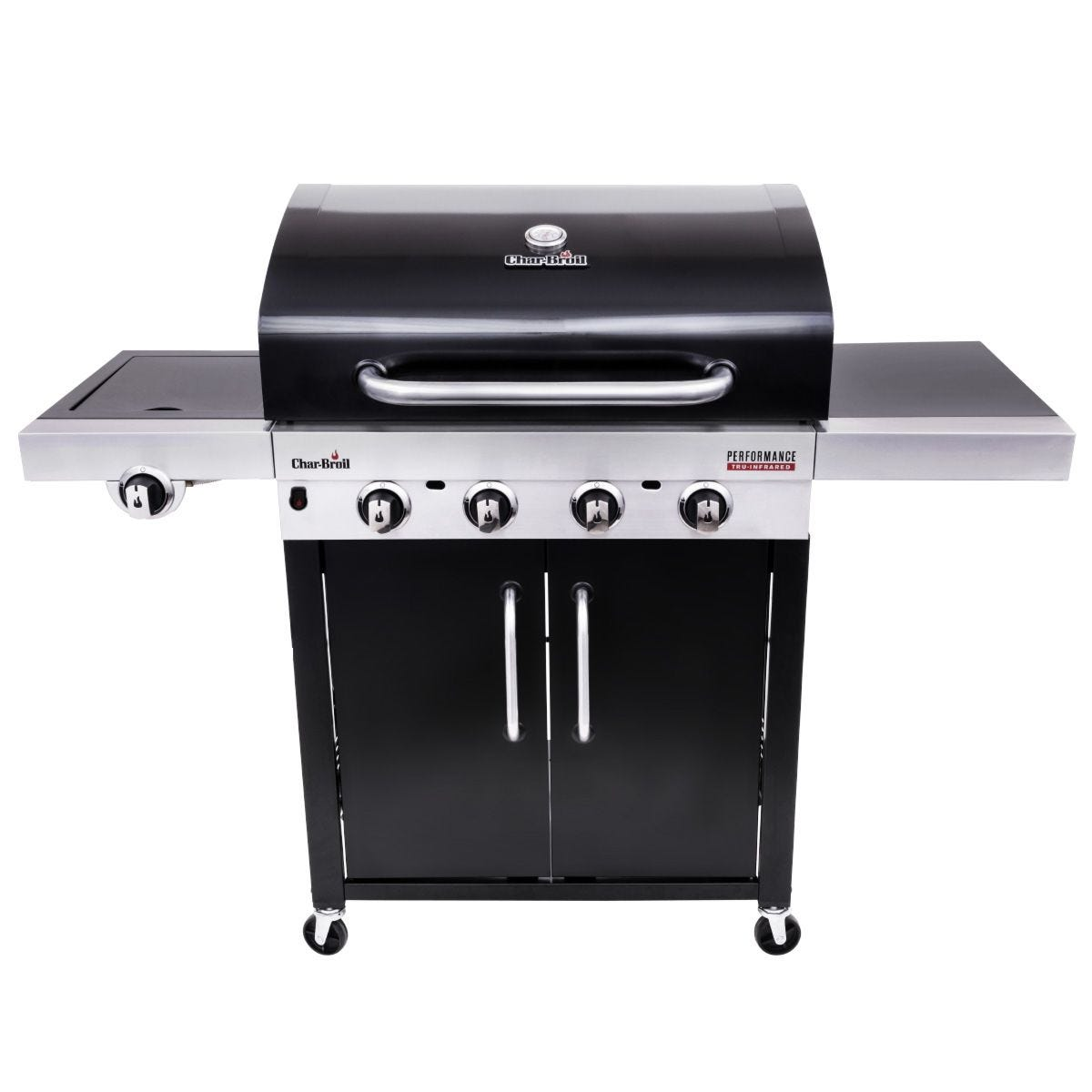 Char-Broil Performance 440B 4 Burner Gas BBQ - Black